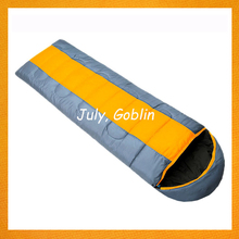 GBJY-454 2017 Hot Sales Wearable Sleeping Bag Portable Sleeping Pad For Camping, Warm Mummy Bag Perfect For Cool Outdoor