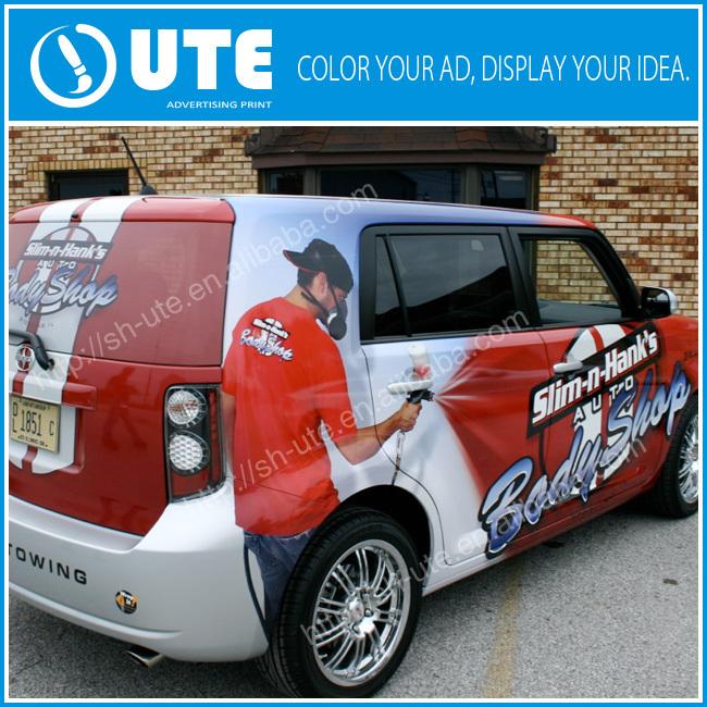 Car decoration vinyl sticker car body sticker design sticker for car wrap