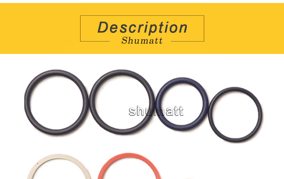 Brand new caterpillar cat injector seal o ring kit suits caterpillar c7 c9 injector 8pcs (1).jpg