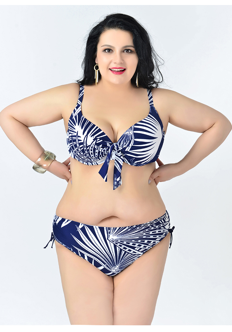 Wholesale Plus Size Clothing Two Pieces Bikini Plus Size Swimwear ...