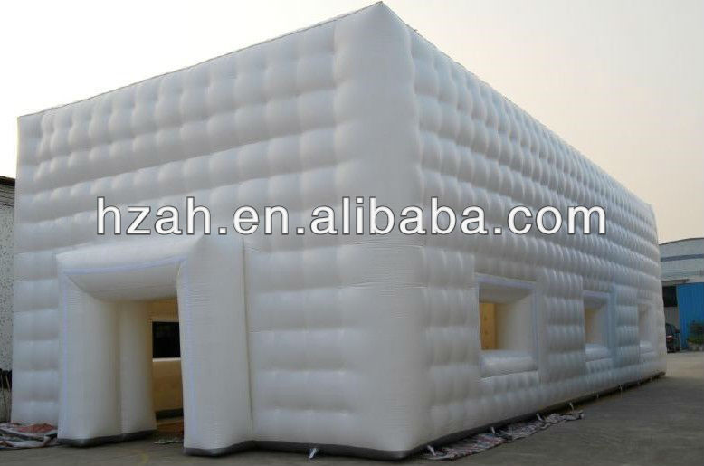 Big Inflatable Cube Tent/Building