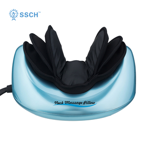 SSCH Therapeutic Air Pressure Neck Massage Pillow with Heating