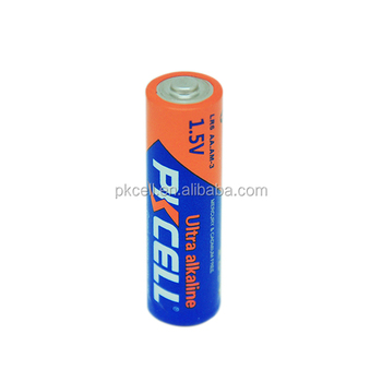 Wholesale Shenzhen PKCELL 1.5V super alkaline battery(AAA,AA,C,D,9V,12V) Dry battery in large stock with Factory price