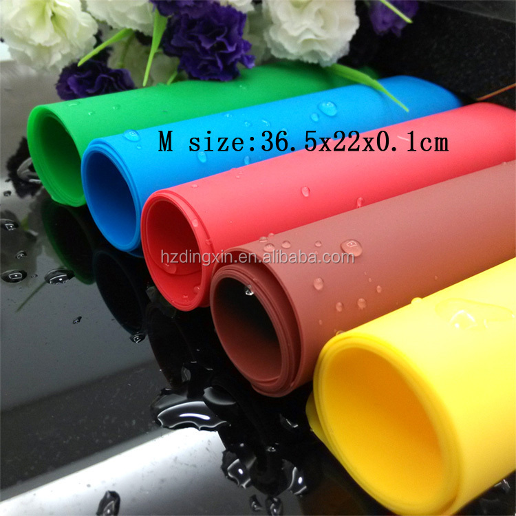 Wholesale Non-stick Multipurpose Heat Resistant Silicone Craft Mat