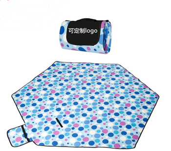 Custom Extra Large Waterproof Picnic Rug Blanket Outdoor Camping Mat