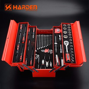 Professional 77 Piece Household Auto Hand Tool Socket Set