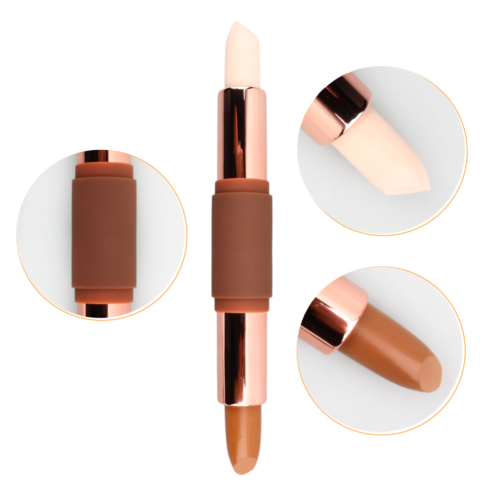 Private label Wholesale double ended concealer <strong>face</strong> make up contour stick
