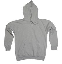 Thick pullover mens fleece 65% cotton 35% polyester hoodies made in china