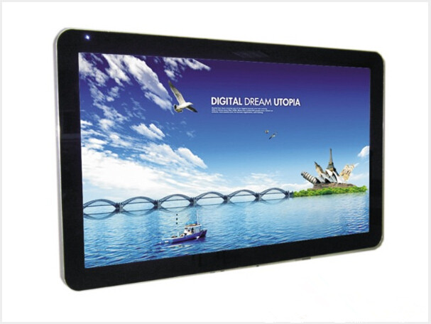 27 Inch Multi-language Full HD Tablet Touch Screen LED Display,Digital Signage Kiosk (Uniprocessor version)