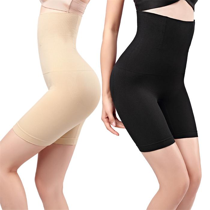 High waist slimming slim shape panty tummy control women
