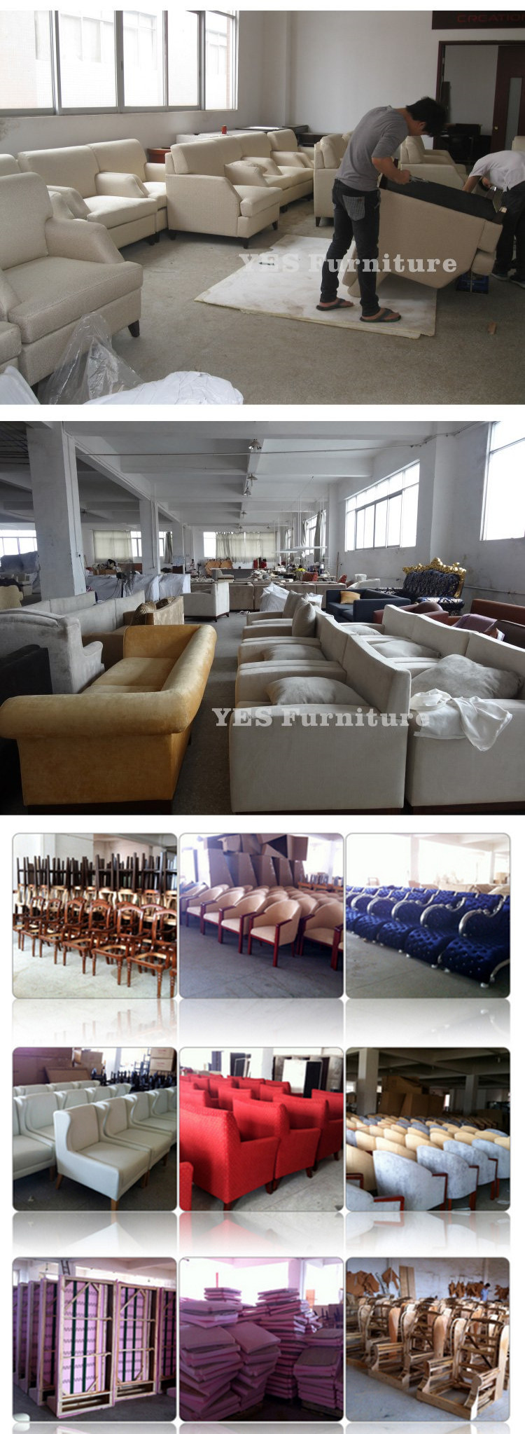 Special Design For Home Multifunctional Sofa Bed