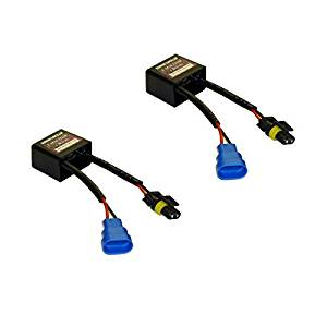 GP Thunder 2PCS-CANCELLER Computer Warning Canceller and Anti Flicker HID Kit