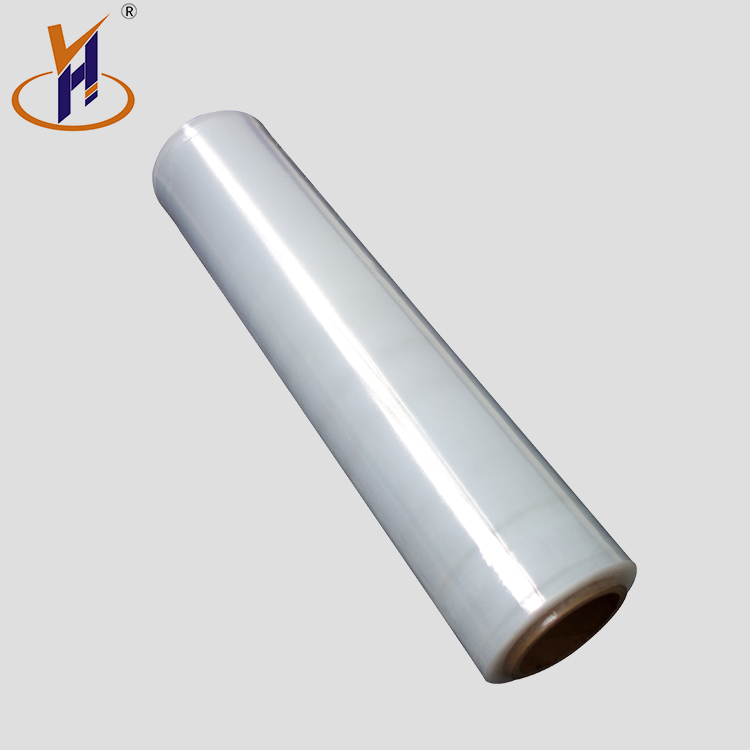 Factory price pallet shrink wrap power machine packaging casting pe stretch film for wholesale