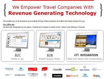 Axis Softech - Best Travel Portal Development Company - Buy Software  Development Company Product on Alibaba com
