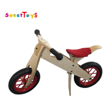 Latest wooden balance bike for kids,wooden toy balance bike for childrenwood run bike