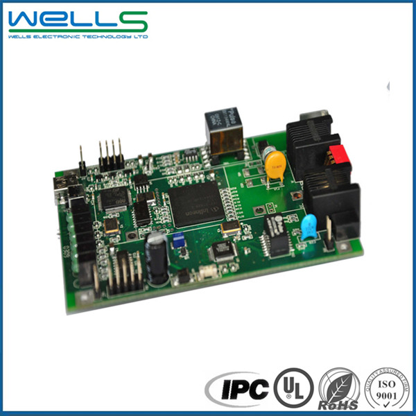 HASL electronic PCBA board and assembled pcba pcb assembly manufacturer