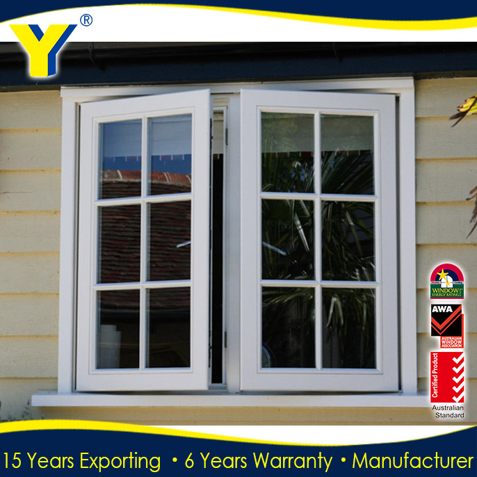 Double glazed windows and doors casement window outward for Outward opening french doors