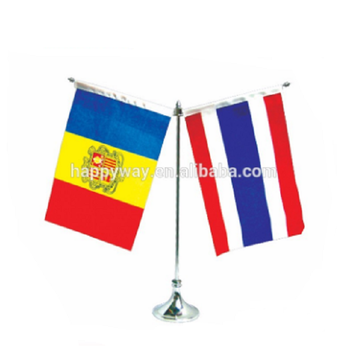 Land Autofenster Flag Halter
