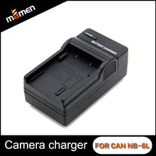 For Canon NB-6L Digital Camera Battery Charger Travel Battery Charger Wireless Folded Plug Charger