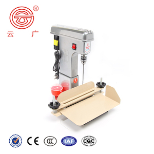 Electric 10CM Capacity Thread Wire Book Binding Machine