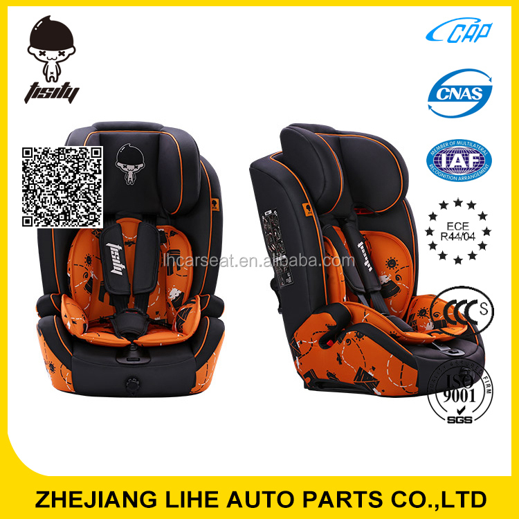 T04 Factory direct sale graco baby car seat with ece r44/04 with high quality