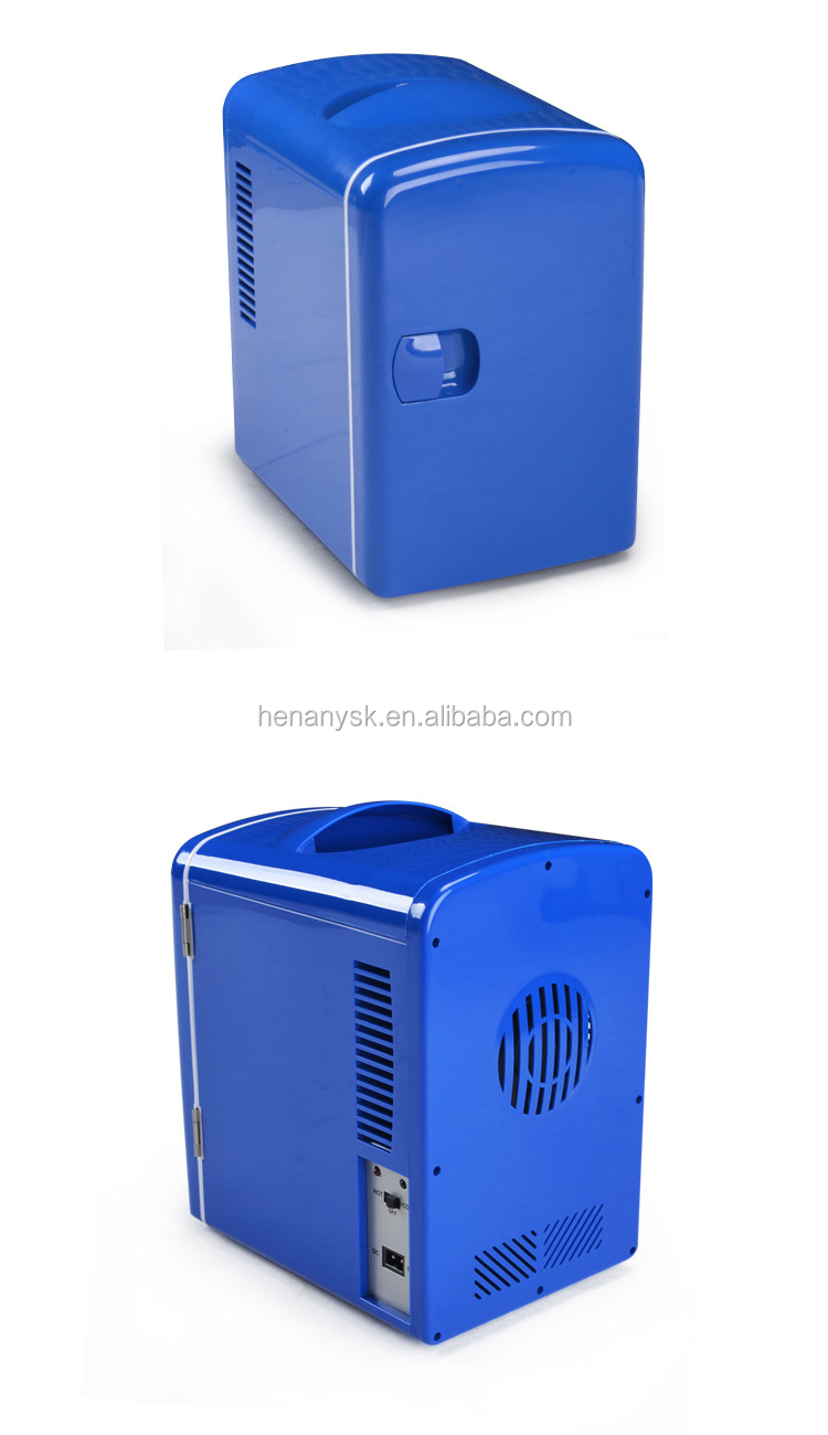 4L High quality And efficiency Car Refrigerator Dual Use Of Car And Household