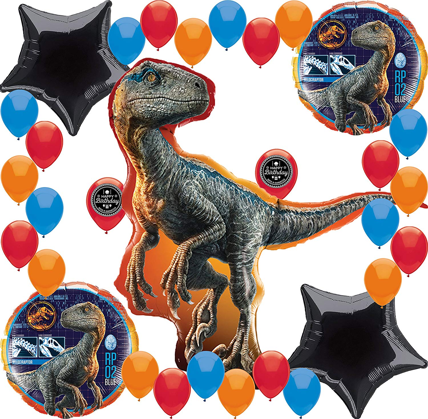 Buy Jurassic World School Supplies Bundle of 3 Items: 1