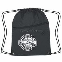 Jumbo backpack draw string bag