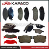 Best selling durable using china auto parts brake pad