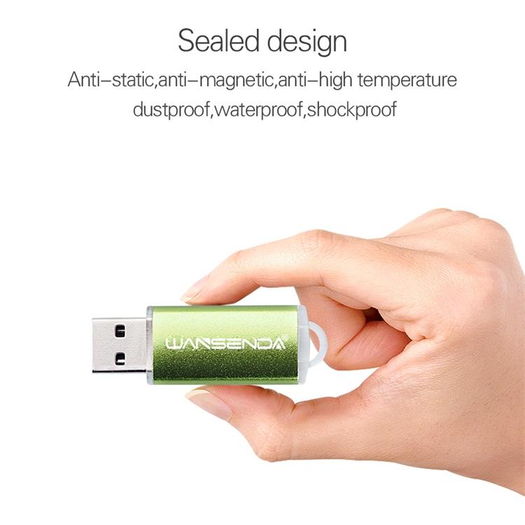 Sleek BLUE 512GB BRAND NEW USB 2.0 Thumb Pen Flash Drive