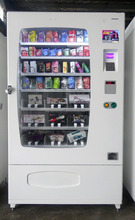 Multifunctional custome adult toy/capsule toy/sex toy vending machine