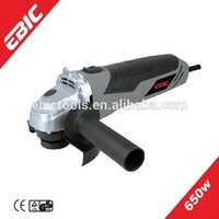 EBIC Power tool 650W 115mm electric variable speed mini Angle Grinder