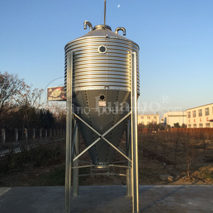 Automatic most cost-effictive factory 10 ton silo for feeding