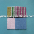 kitchen nylon exfoliating cloth micro fiber dish cleaning cloths