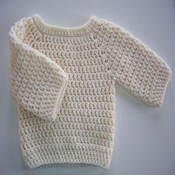 100% Baumwolle Stricken Muster Handgefertigten Häkeln Baby Pullover ...