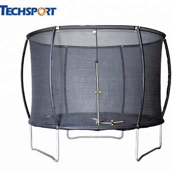 9c7266b6f066c Kids outdoor trampoline bed professional trampoline park with safty ...