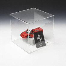 display for basketball hat clear acrylic tabletop display cube supplier