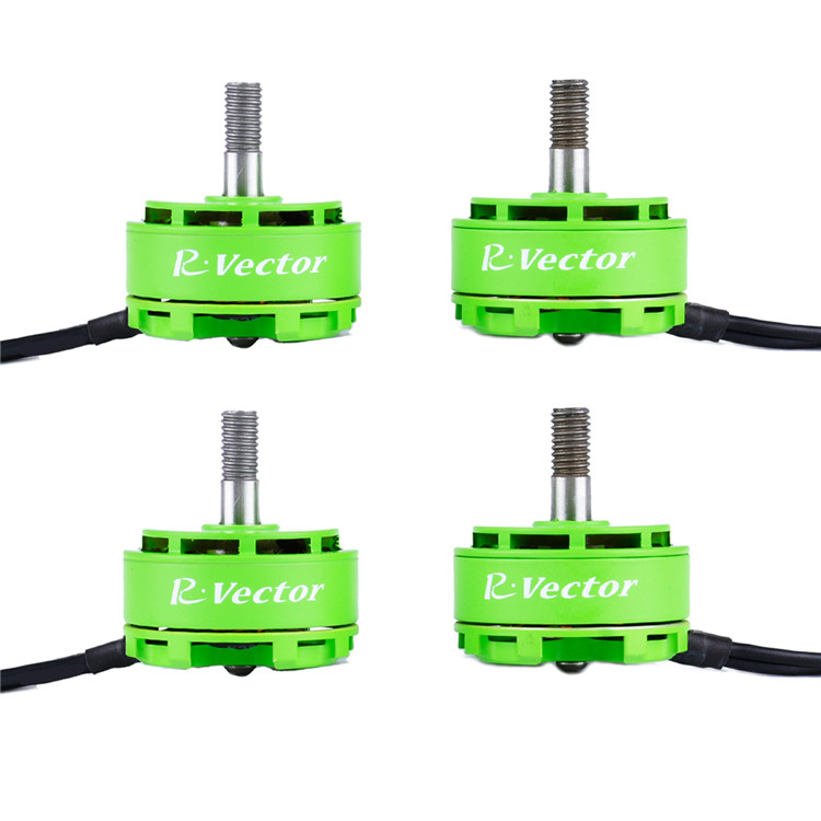 4PCS RV2306 2650KV Brushless quadcopter motors 2-5S Lipo 2CW 2CCW for RC drone