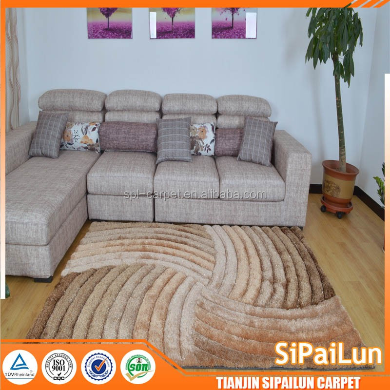 singapore best selling design for new york silk shaggy chinese made carpets