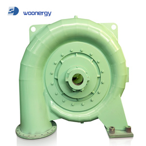 630Kw China Supply Hydropower Project Mini Francis Water Turbine Small Mixed-flow Water Turbine Hydro Generator 500 750 800kw