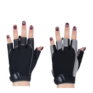 2017 New Style Custom Finger Out Gloves