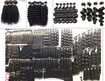 "In stock hair bundles wave and curly 12""-30"" natural color 7a cheap brazilian hair bundles"