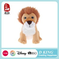 The global sell like hot cakes china gift items cheap soft lion toy from china