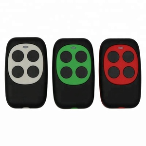 Multi frequency Universal copy face to face gate remote control