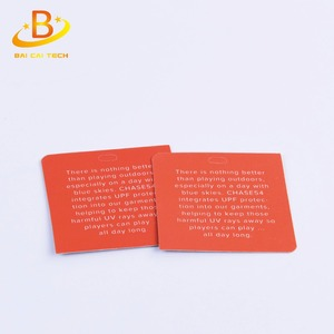 NICE PRICE Quality choice different color eyelet hang tag