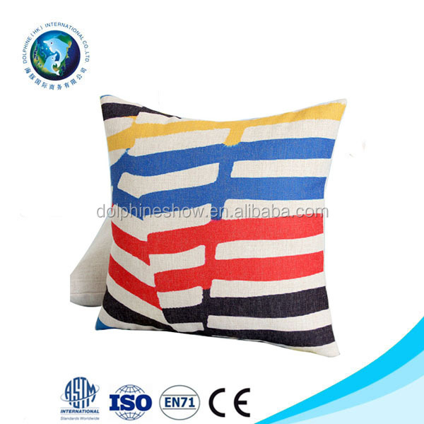 OEM Design Custom Made Sublimation Pillow Case Cheap Home Decorative Pillow Cover Promotion