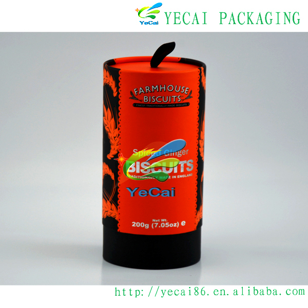 Custom laminated cardboard tube packaging for food buy for Custom laminations