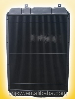 good quality column radiator for Dongfeng engine parts