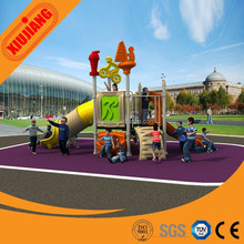 Children Used First Class Rotational Moulding Plastic Playground Equipment