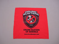 custom printed microfiber cleaning cloth